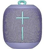 Ultimate Ears Bluetooth スピーカー WS650LI ライラック (LILAC) 防水 IPX7 ワイヤレス ポータブル 10時間連続再生 WONDERBOOM 国内正規品 2年間メーカー保証