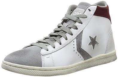 new style d50d0 d367a Converse Hightop Sneaker Pro Lp Mid Z T weiß/grau EU 39 ...