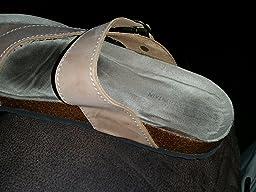 Amazon Com White Mountain Women S Carly Sandal Flats