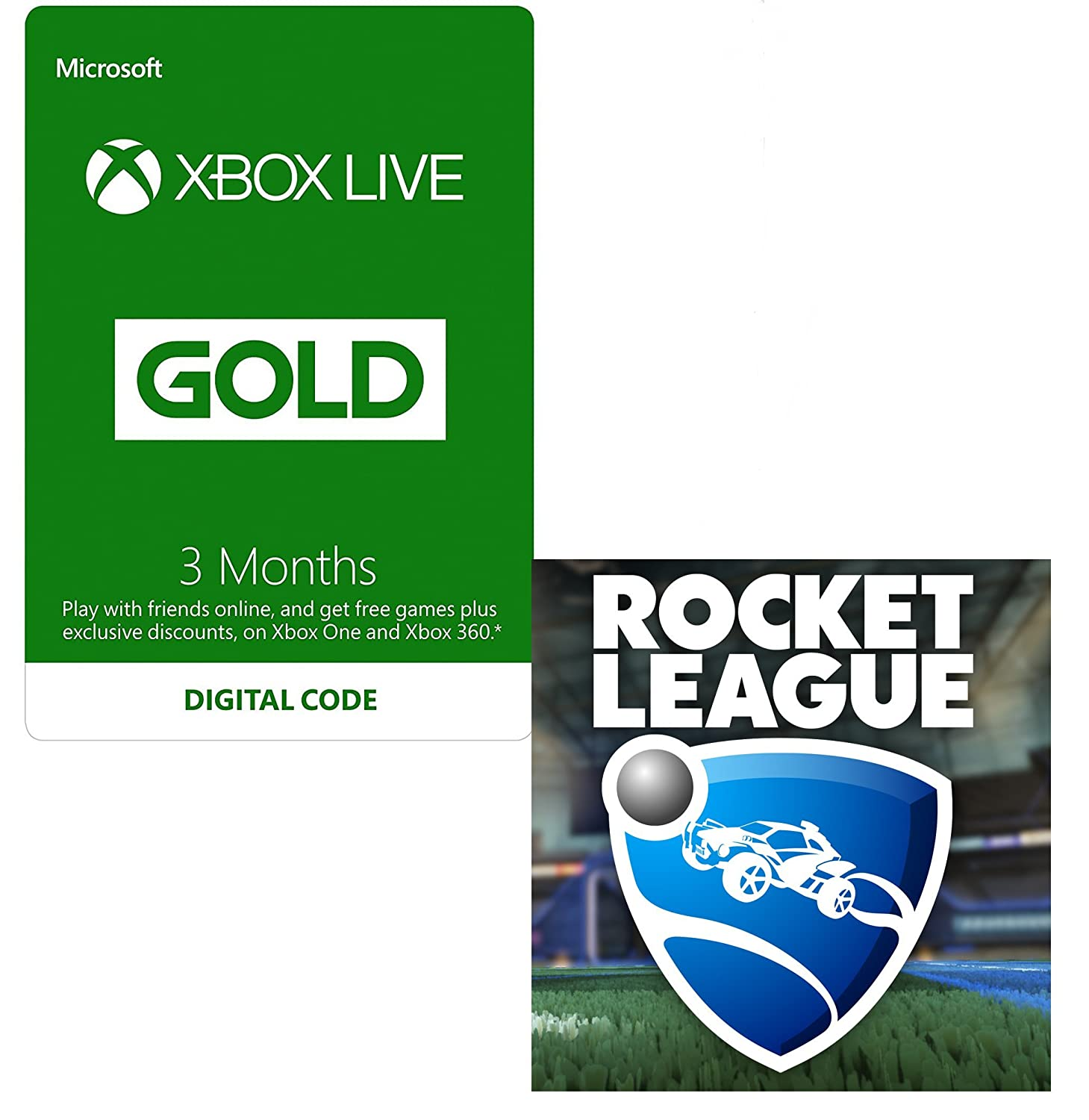 how to buy just one month of xbox live