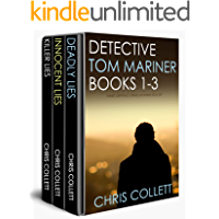 DETECTIVE TOM MARINER BOOKS 1-3: three gripping crime mysteries box set