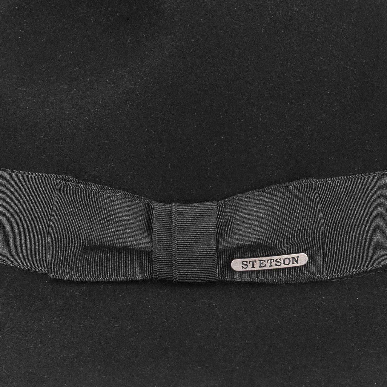 Stetson Sombrero Fieltro de Pelo Dalion Mujer//Hombre Made in The EU Hombre Outdoor con Banda Grosgrain Verano//Invierno