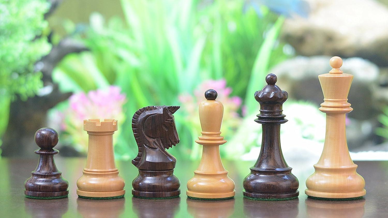 美しい Chessbazaar The The Wood Reproduction 1950 Box Dubrovnik Bobby Fischer Chess Set In Rose Wood/ Box Wood B00OHMQBIC, 健康一番!しあわせ家族:aaf71585 --- arianechie.dominiotemporario.com