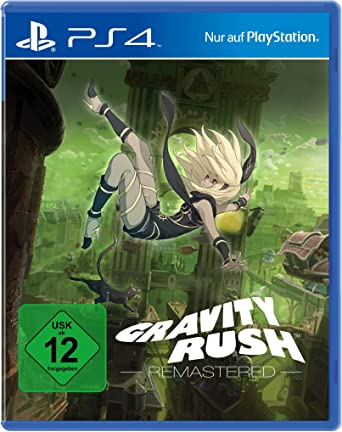 Gravity Rush Remastered [Importación Alemana]: Amazon.es: Videojuegos