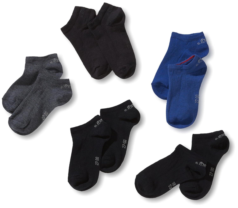 Pack of 5 s.Oliver Boys Ankle Socks