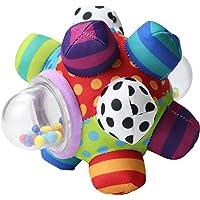 Developmental Bumpy Ball Toy, Newborn Baby Infant Toys 0-3 Months, Help Develop Motor Skills and Brain Nerves, Sensory…