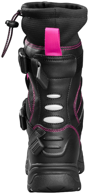 Castle X Barrier 2 Womens Snowmobile Boot Magenta SZ 10