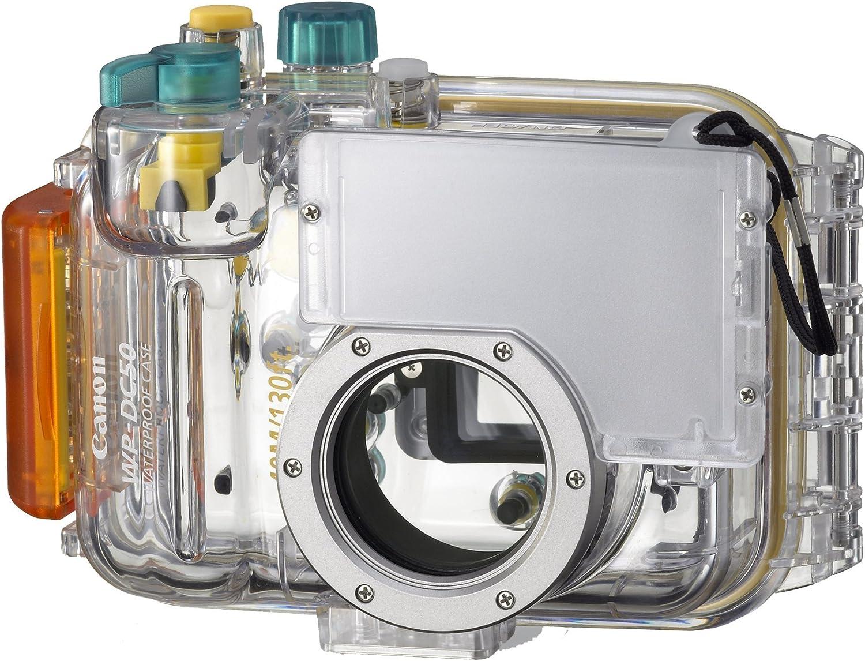 Canon WP-DC50 - Carcasa acuática (hasta 40 m) para cámaras ...