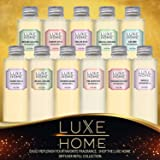 Luxe Home Lavender & Vanilla Reed Diffuser Refill