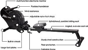Stamina Air Rower frame