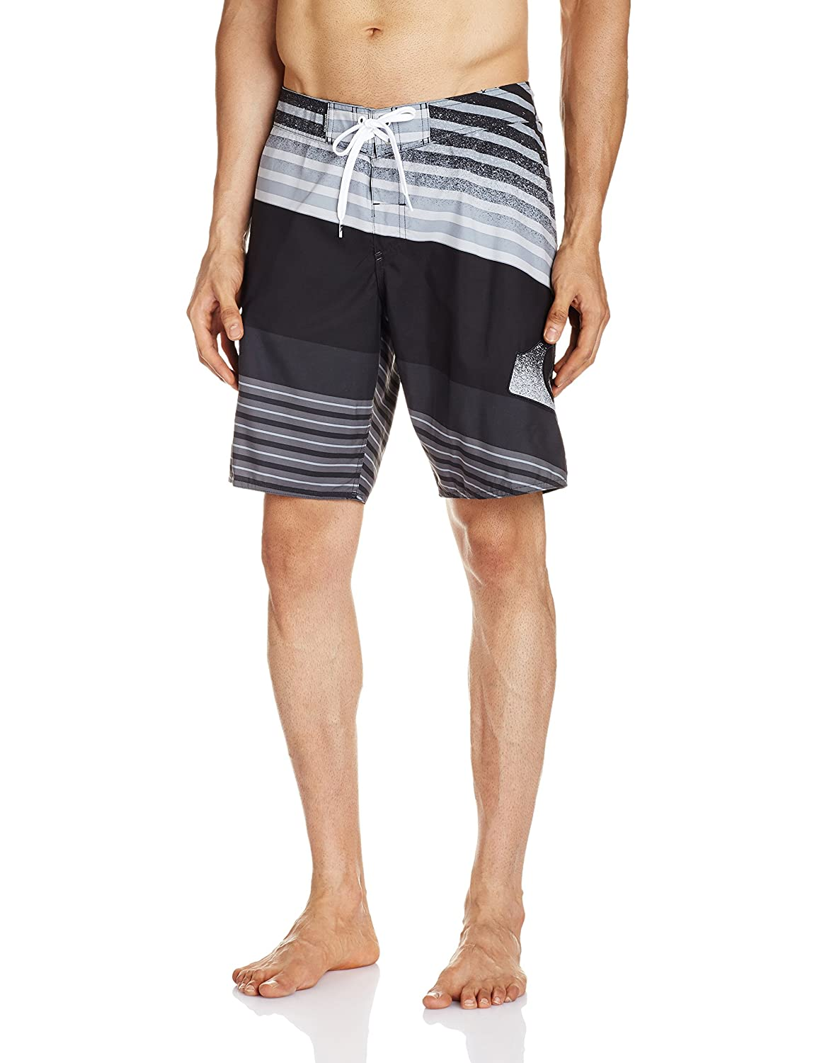 Quiksilver Men's Inclinelogo19 M Bdsh Kvj6 Swim Shorts