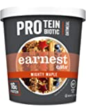 Earnest Eats Pro Protein and Probiotic Oatmeal, Mighty Maple, 12 Count