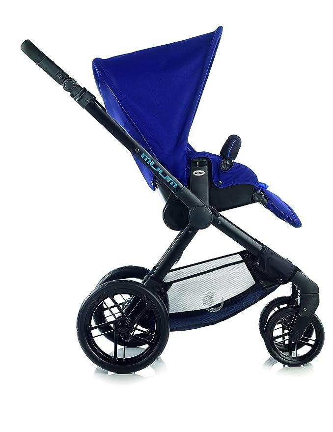 Jane - Silla de Paseo Jané Muum azul: Amazon.es: Bebé