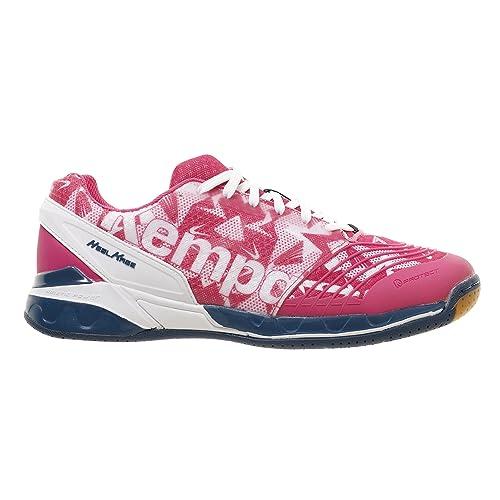 Kempa Attack One, Zapatillas de Balonmano para Mujer: Amazon.es: Zapatos y complementos