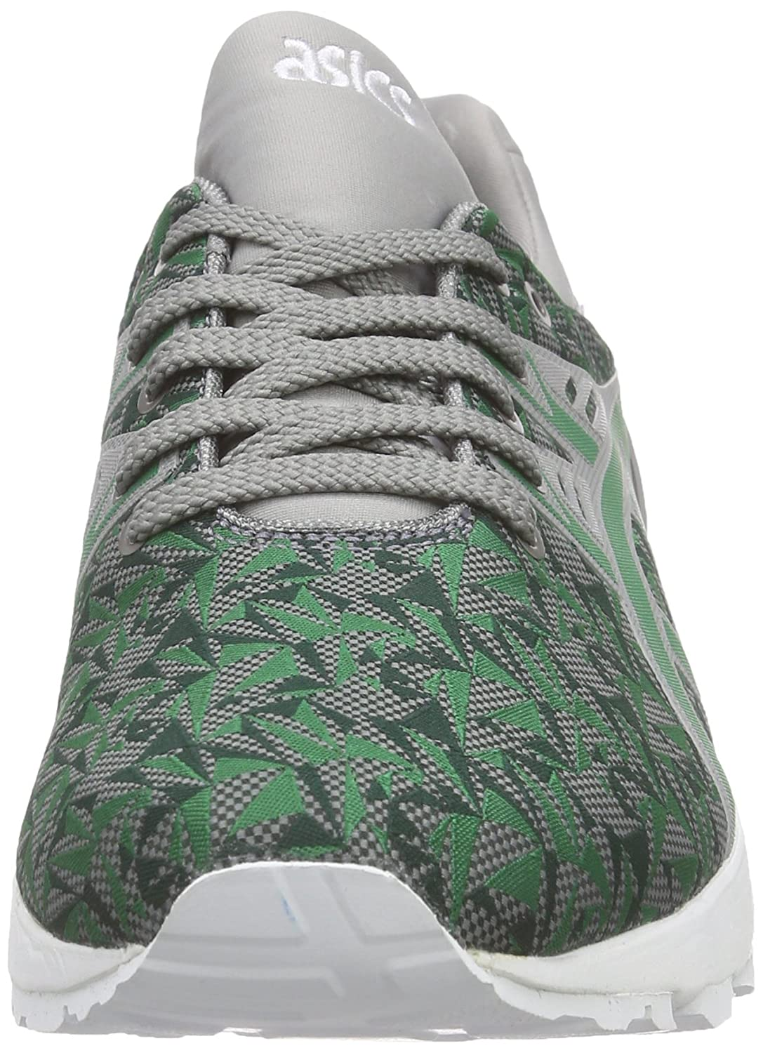 ASICS Unisex-Erwachsene Gel-Kayano Trainer Evo Low-top Grün (Green/Green 8484)