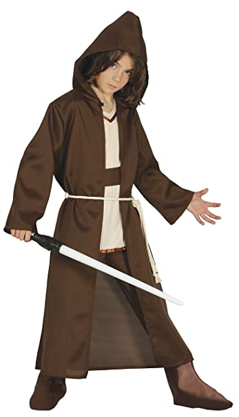 ec9972373573 Costume Maestro Jedi: Amazon.it: Abbigliamento