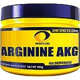 Infinite Labs Arginine AKG - 120 Servings (180 Grams)