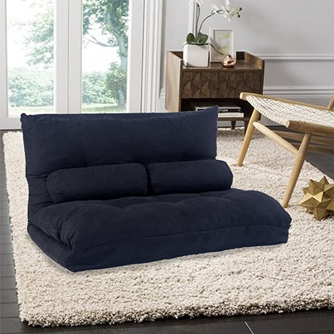 Amazon Merax Adustable Foldable Modern Leisure Sofa Bed Video