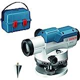 Nivelador laser óptico Bosch GOL 26 D 26x aumento