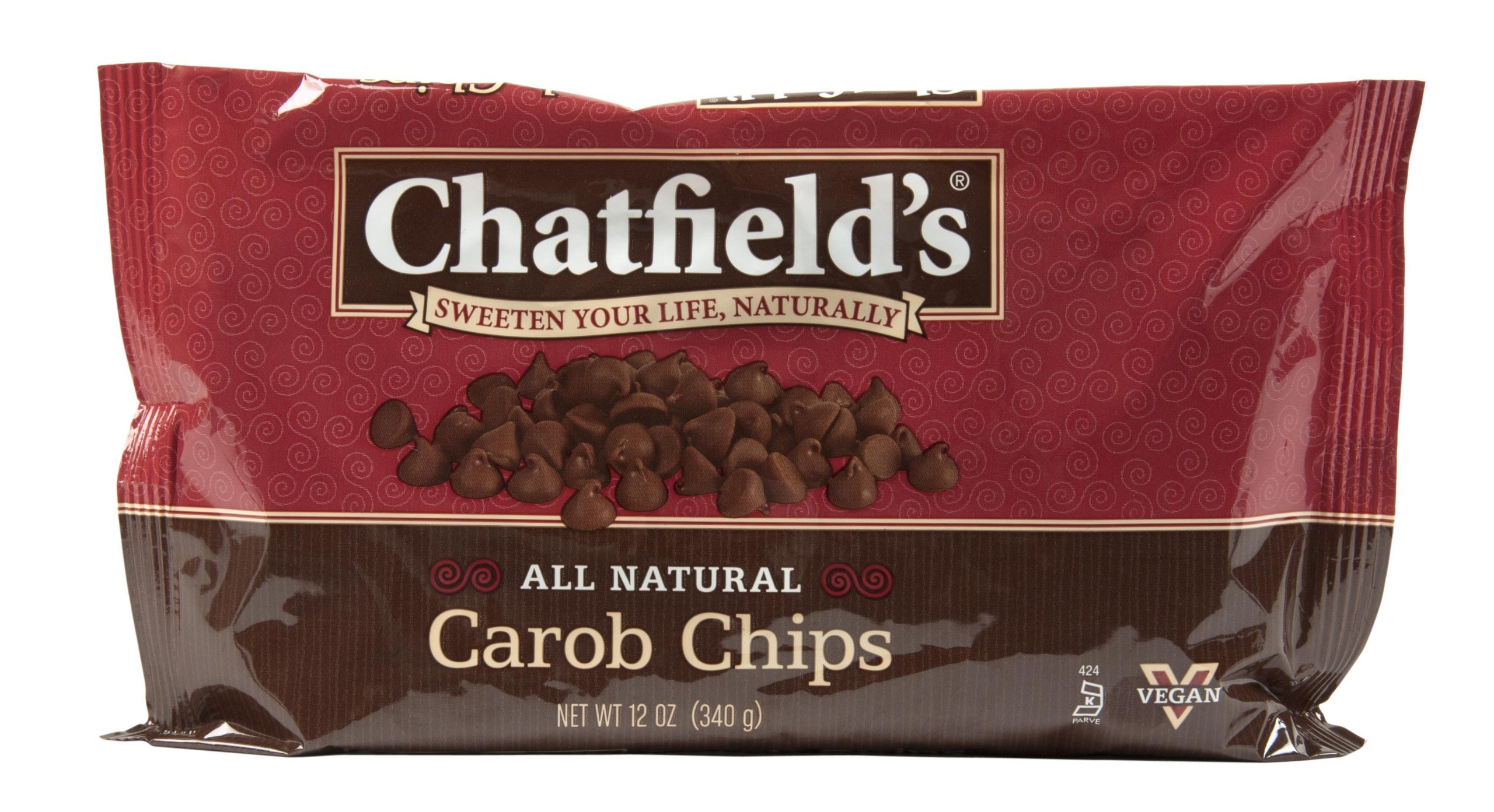Morsels, Carob, 12 oz (pack of 12 )