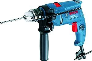 Bosch Impact Drill Professional, GSB 1300, 2724456668901, Blue