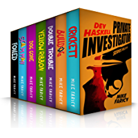 Dev Haskell Box Set 8-14 (Dev Haskell - Private Investigator) (English Edition)