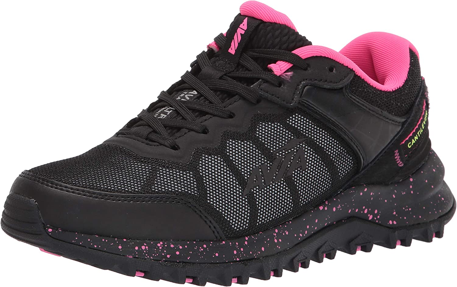 Avia Womens Avi-Mania Track Shoe