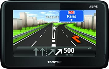 TomTom GO LIVE 1005 Europe - Navegador GPS con mapas de Europa(5 pulgadas, Táctil): Amazon.es: Electrónica