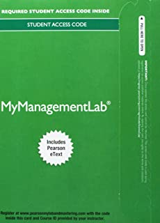 Amazon developing management skills plus mylab management with mylab management with pearson etext standalone access card for developing management skills colourmoves Images