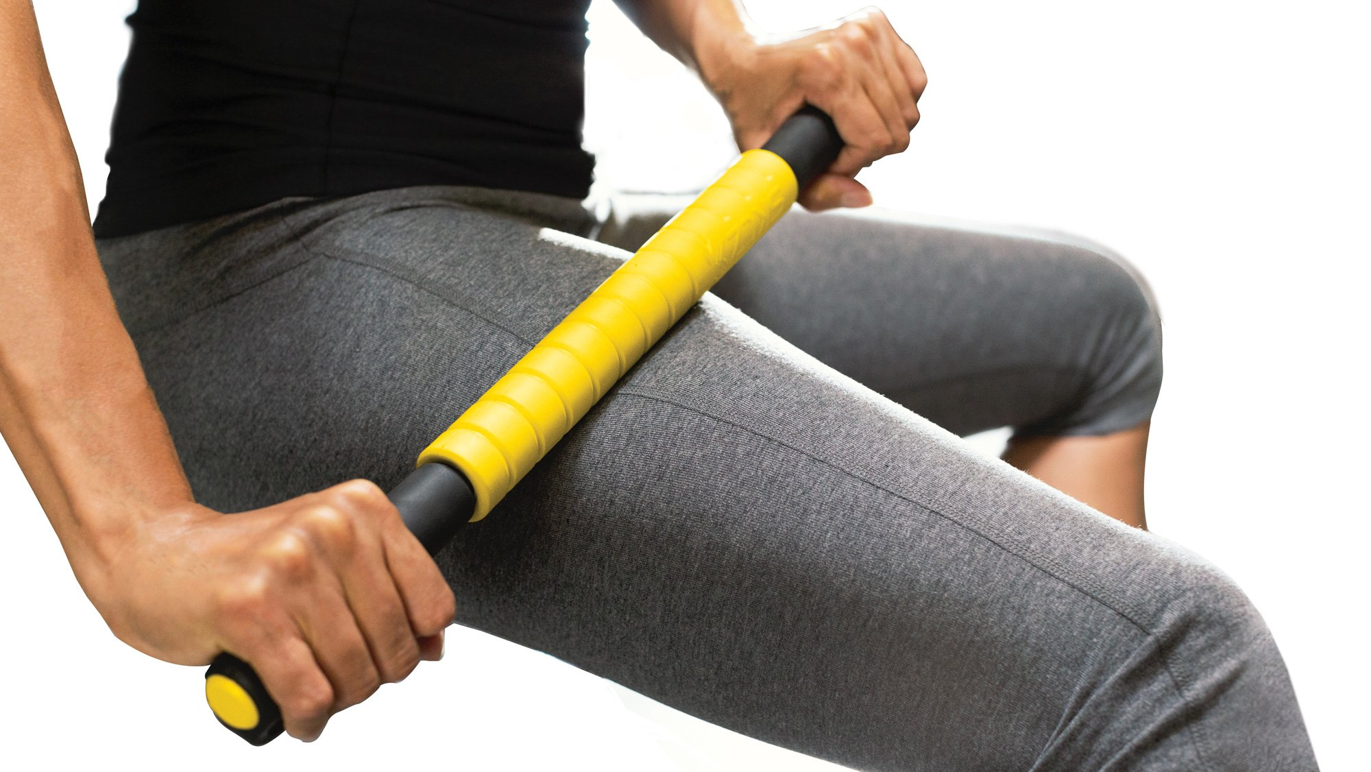 SKLZ Massage Bar - Muscle Roller Massage Stick for Physical Therapy, Trigger Points and Myofascial Release, Pain Relief, Sore Muscles and Faster Recovery