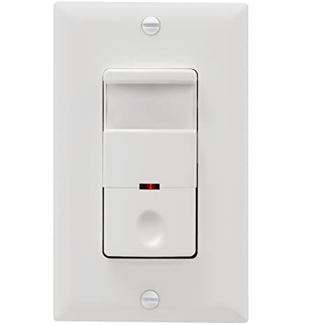 TOPGREENER TDOS5 W Motion Sensor Light Switch, PIR Sensor Switch, Occupancy  Sensor Light