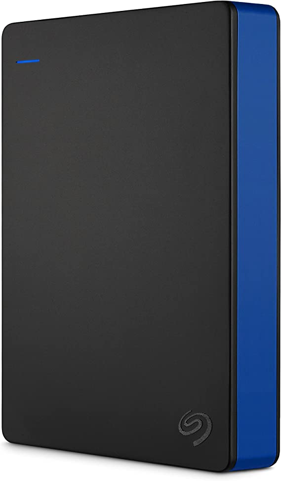 Seagate 4 TB Expansion USB 3.0 Desktop 3.5 Inch External Hard Drive for PC STEB4000200 /& Basics Hard Black Carrying Case for My Passport Essential Xbox One and PlayStation 4