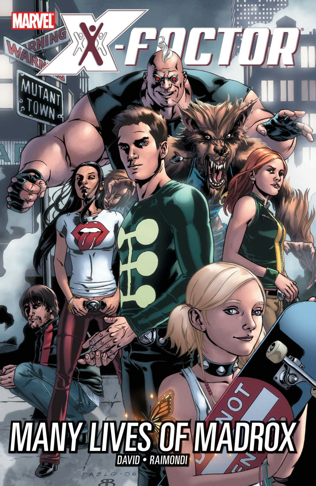 Download X-Factor Vol. 3: Many Lives of Madrox (X-Men) (v. 3) PDF