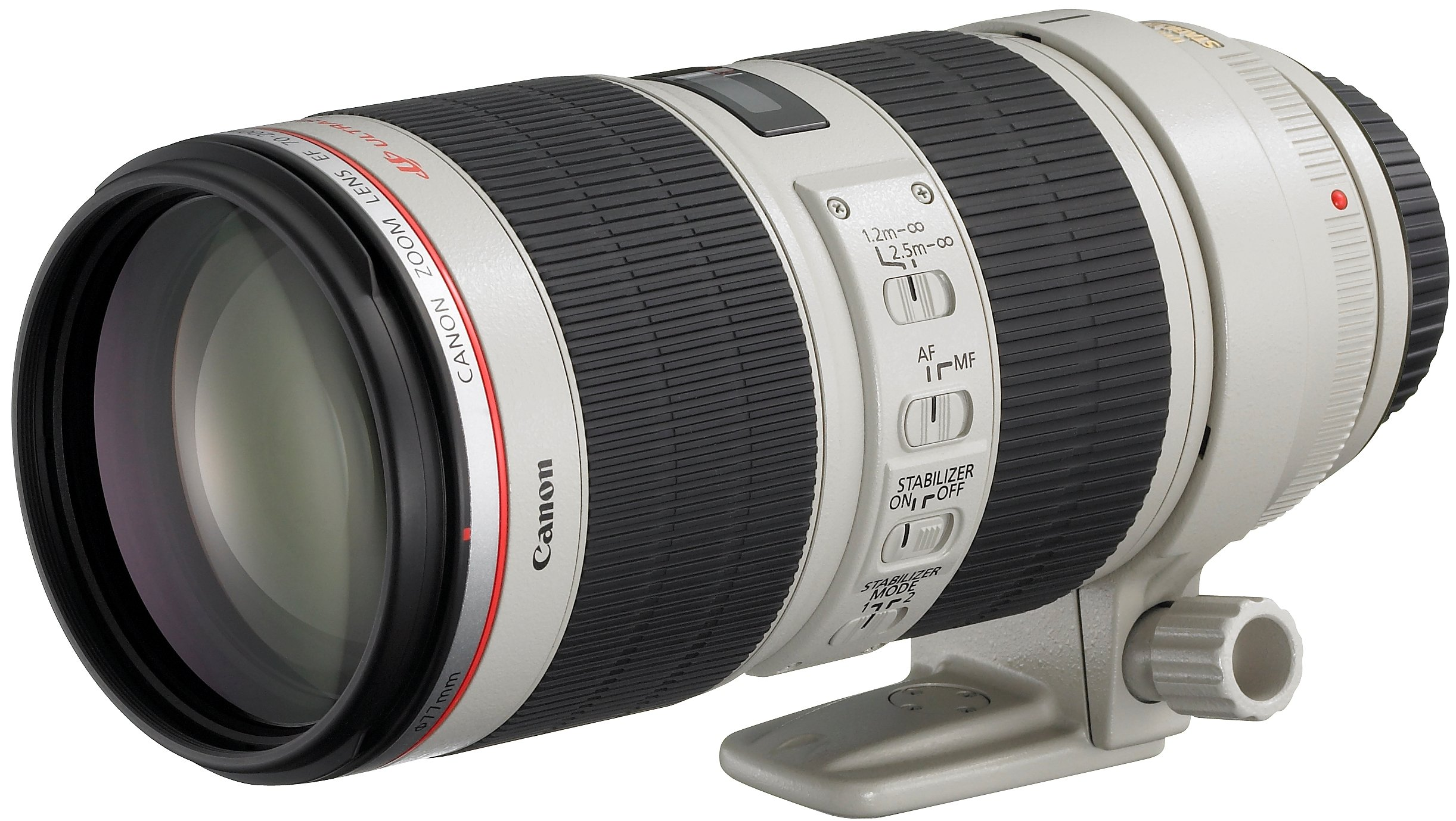 Canon EF 70-200 mm F/2.8 L IS II USM Lens product image