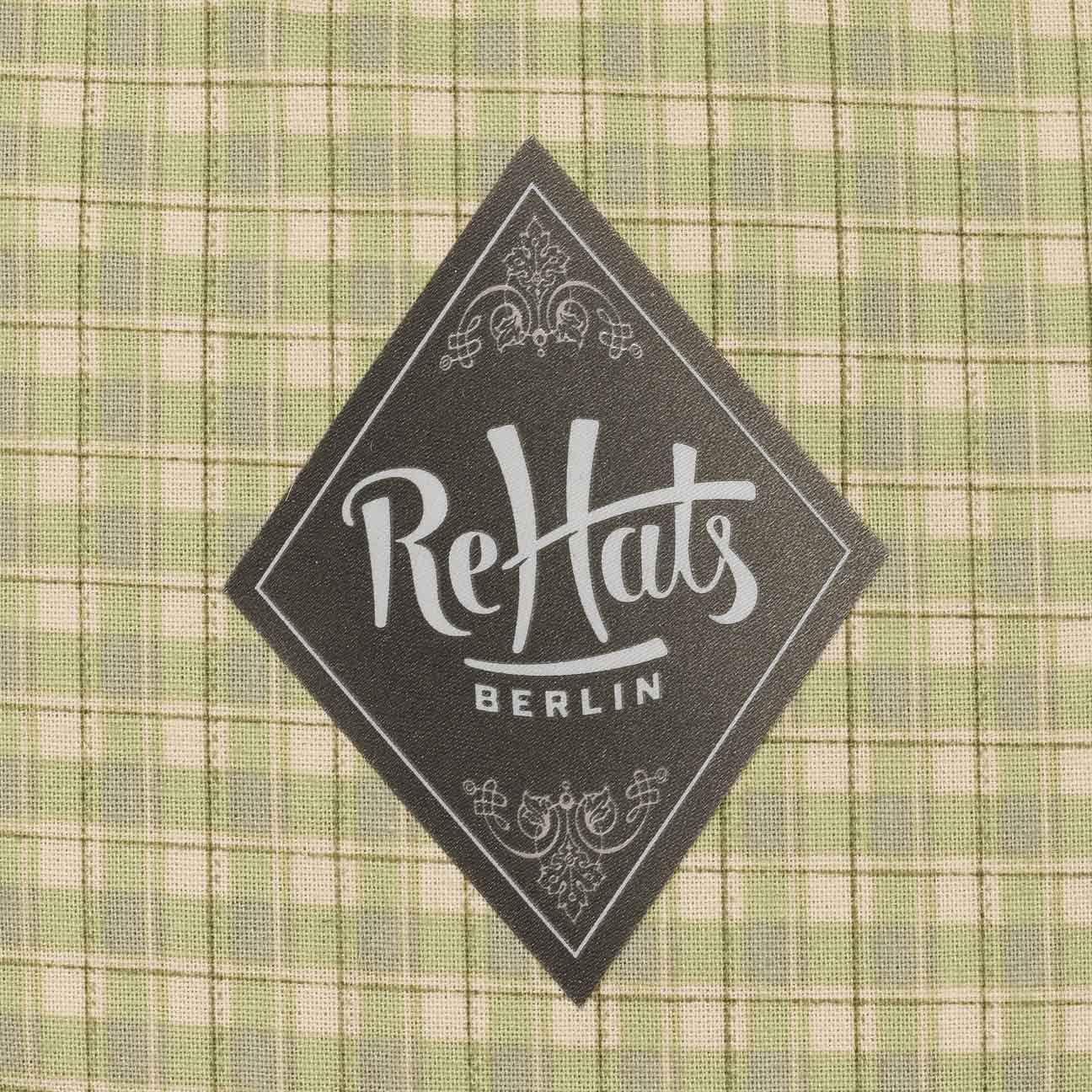 ReHats Cafe Espresso Frog Flatcap Schirmm/ütze Jutem/ütze Nachhaltig M/ütze Schieberm/ütze Kaffeem/ütze Cap Sommercap Mit Schirm
