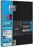 Oxford Etudiant 400037407 Cahier à Spirales Connecté SOS Notes 160 Pages 245 x 310 mm Aléatoire