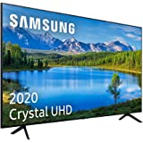 "Samsung Crystal UHD 2020 43TU7095 - Smart TV de 43"" con Resolución 4K, HDR 10+, Crystal Display, Procesador 4K, PurColor…"
