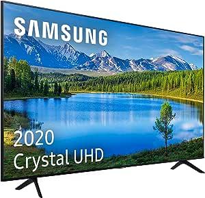 """Samsung Crystal UHD 2020 43TU7095 - Smart TV de 43"""", 4K, HDR 10+, Procesador 4K, PurColor, Sonido Inteligente, Función One Remote Control y Compatible Asistentes de Voz, Compatible con Alexa"""