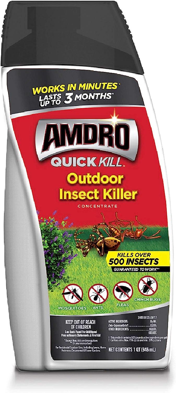Central Garden Excel 100522992 Quick Kill Outdoor Insect Killer, 32 oz