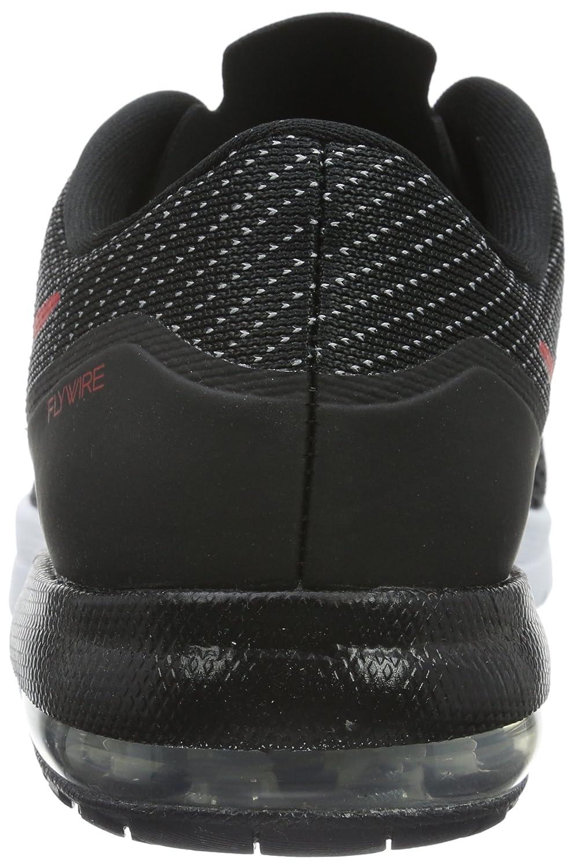new product e7286 00674 Zapatillas de entrenamiento Air Max Typha NIKE para hombre Negro   Blanco-cool  Gris-universidad Rojo