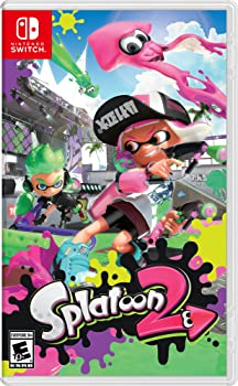 Splatoon 2 for Nintendo Switch Standard Edition