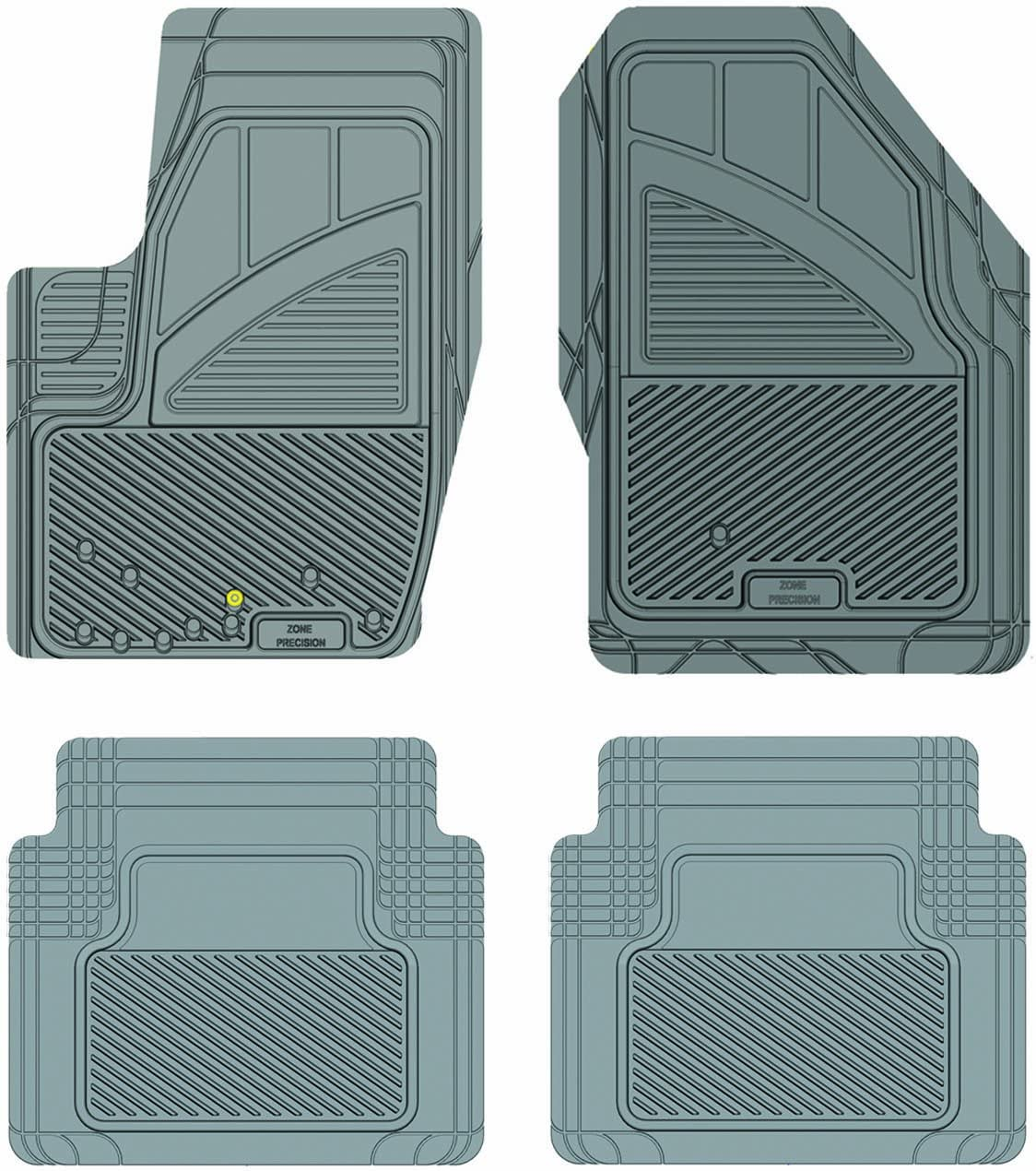 2003 2007 2009 2004 2008 2010 Lexus SC 430 Grey Loop Driver /& Passenger Floor 2006 2005 GGBAILEY D3043A-F1A-GY-LP Custom Fit Car Mats for 2002