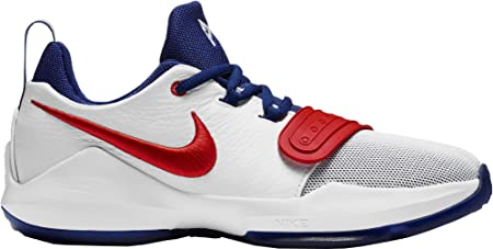 Nike PG 1 Zapatillas de Baloncesto para niños, 4.5 D (M) US ...