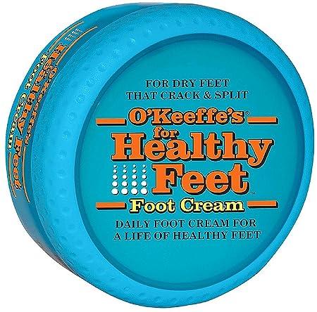 O Keeffe S Health Ft 2.7z Size 2.7z Okeeffe S Healthy Feet Jar 2.7z