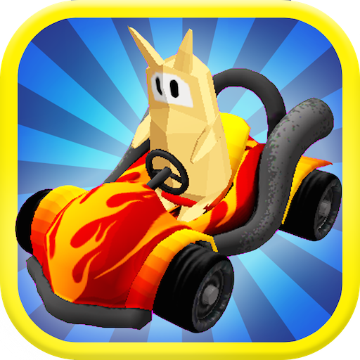 Go Cart Race (A Go-Kart Race Game: All-Star Racing F2P Edition - FREE)