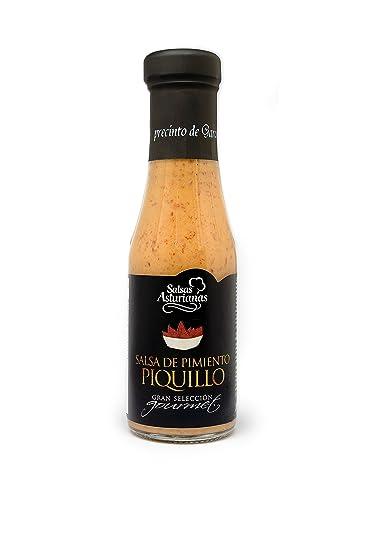 Salsas Asturianas Salsa de Pimientos de Piquillo - 280 gr