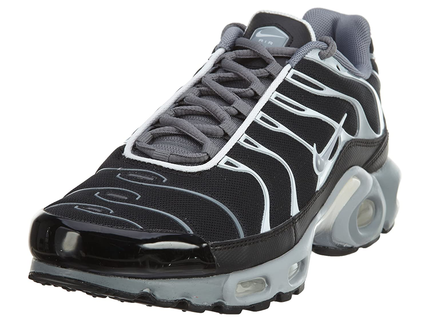 detailed look fb4ba 96742 Amazon.com | NIKE Air Max Plus Mens Style: 852630-010 Size ...