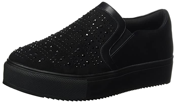 Womens 041365 Trainers, Black, 4 BASS3D