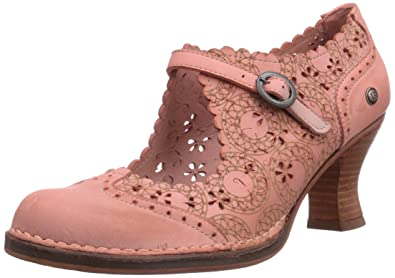 Neosens Rococo, Women's Mary Jane Flats, Pink (Rose), ...