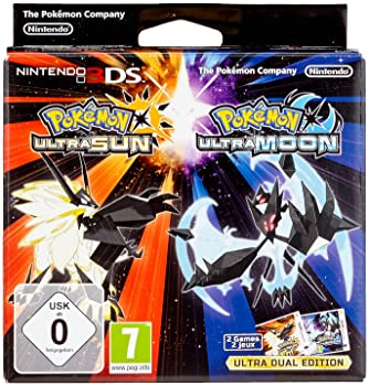 Pokémon Ultrasonne & Ultramond Dual Edition [3DS]